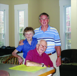 Peter L. and parents